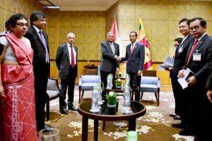 #kerjasama Republik Indonesia & Sri Lanka