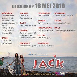 Film Jack, Rakyat Punya Cerita