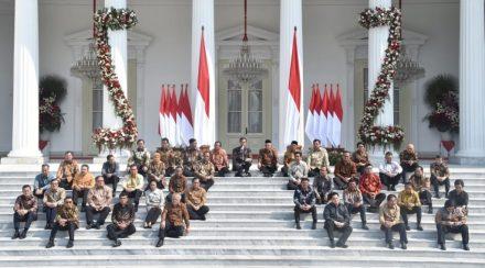 Presiden RI Jokowi & Kabinet Indonesia Maju