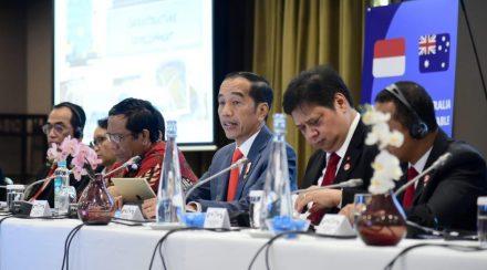 Presiden RI Sampaikan Komitmen Indonesia Ramah Investasi