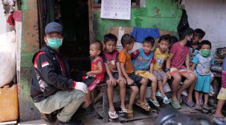 Kemensos Pastikan Bantuan  Jangkau Warga Terlantar di Jakarta