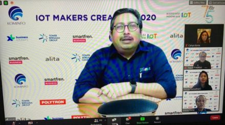 INTERNET OF THINGS MAKERS CREATION 2020