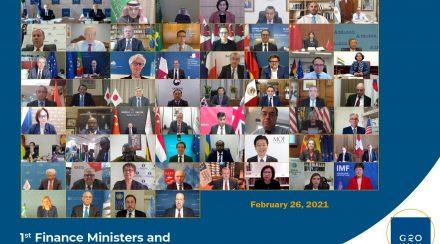 G20 KERJASAMA UNTUK PEMULIHAN EKONOMI GLOBAL