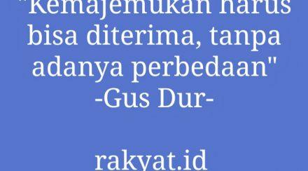 """Qoutes """"GUS DUR"""""""