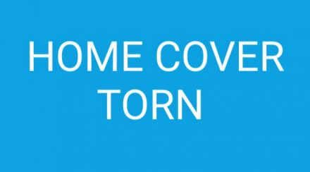 HOME COVER TORN - ASTHY