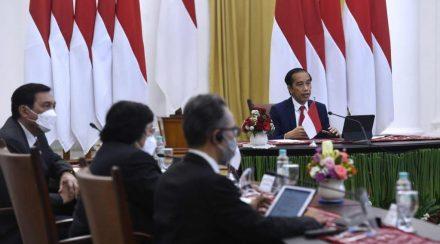 PRESIDEN RI : KONTRIBUSI INDONESIA UNTUK SEKTOR ENERGI & IKLIM